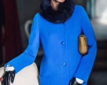 фасоны зимних пальто для женщин фото