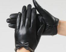 чем смазать кожаные перчатки для мягкости