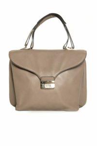 самодельная кожаная сумка