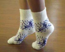 socks_wool