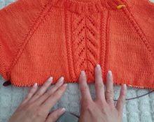 свитер реглан фото 4