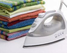 нужно ли гладить полотенца