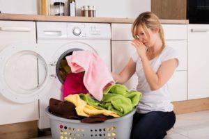 как убрать запах с полотенец