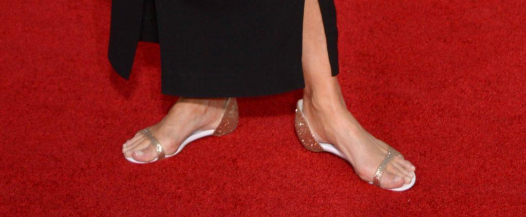 Звезды, не умеющие носить каблуки