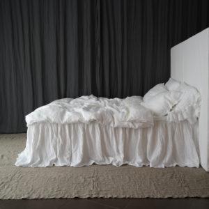 Что такое постель по-американски