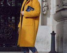 Какие пальто-оверсайз будут в моде весной и осенью 2019