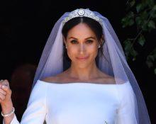 Тайна свадебной фаты Меган Маркл