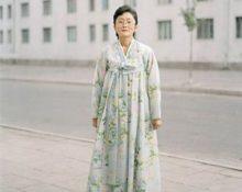 Уникальные новинки моды из Северной Кореи