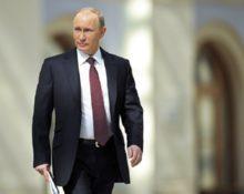 стилисты Путина