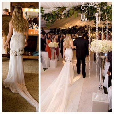 свадебное платье Фёрги