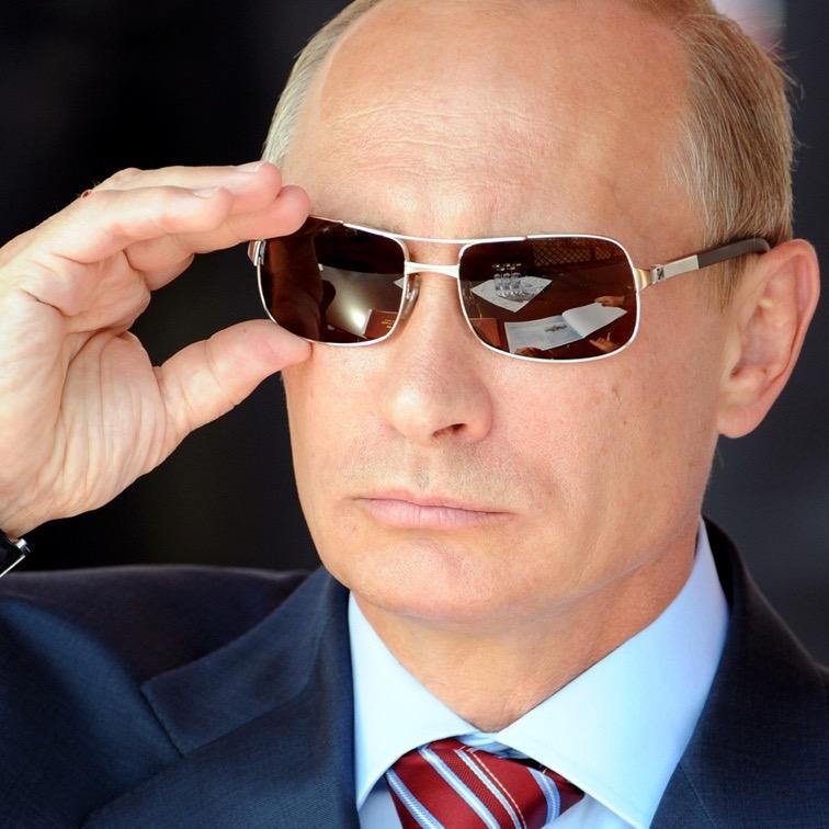 очки Путина