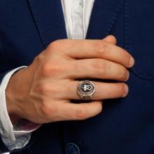 На каком пальце носить кольцо мужчине