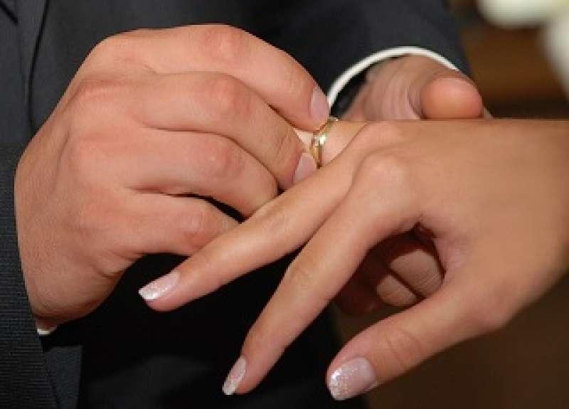 надевать правильно обручальное кольцо