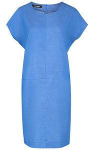 выкройка платья с цельнокроенным рукавом