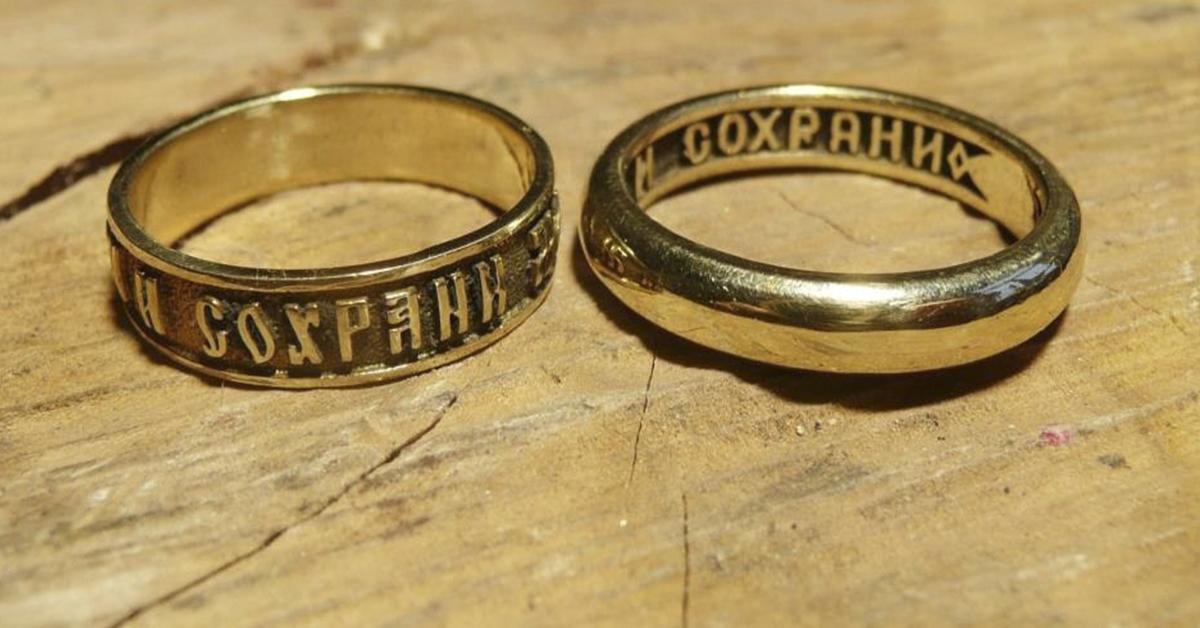 Как правильно носить кольцо «Спаси и сохрани»