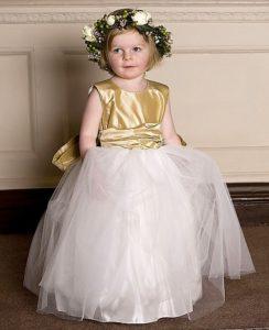 сшить платье принцессы своими руками для девочки