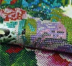 алмазная вышивка