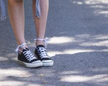 Длинные шнурки