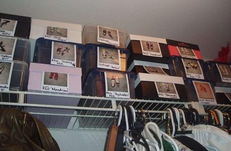 Фото на коробках
