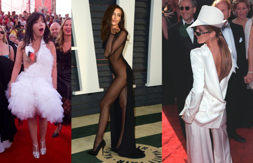 Худшие платья за все время церемонии «Оскар»
