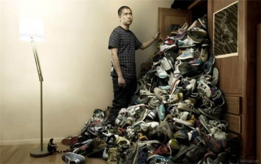Негде хранить обувь