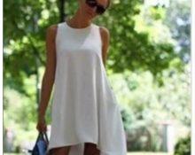 летнее платье 13