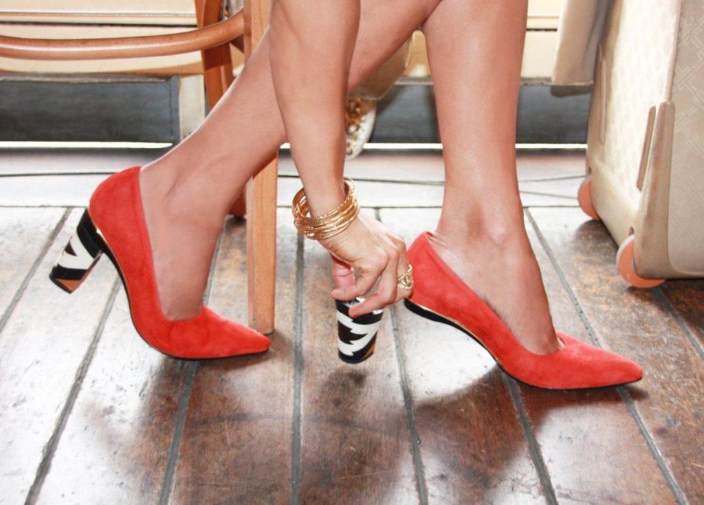 Самые удобные туфли в мире