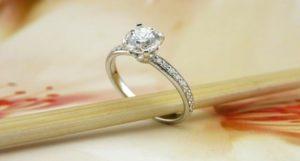 кольцо на палочке