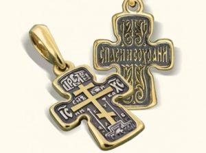 церковные крестики