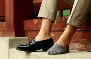 как подружить лоферы и носки
