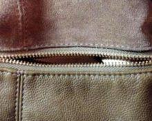 Что делать если расходится молния на рюкзаке