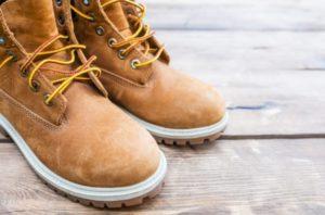 ботинки с фельпой