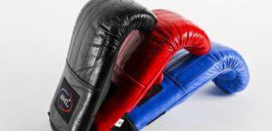 разноцветные перчатки