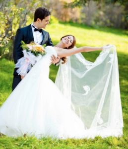 свадебный сет