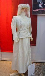 белый наряд невесты