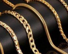 Как делают золотые цепочки?
