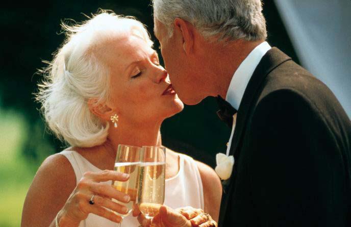 В чем выходить замуж после 50