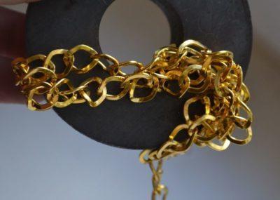 фальшивое золотое изделие