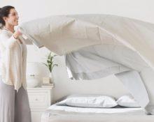 В какой день недели лучше всего менять постельное белье