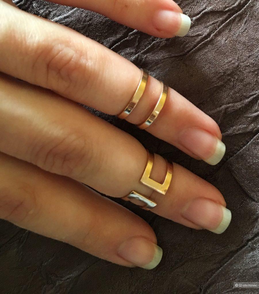 кольца на верхнюю фалангу
