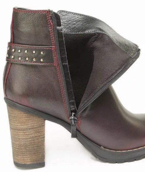 байка в ботинках