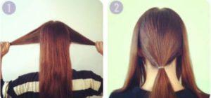 без шпилек с длинными волосами 1