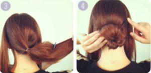без шпилек с длинными волосами 2 2