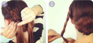 без шпилек с длинными волосами 3
