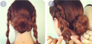 без шпилек с длинными волосами 4