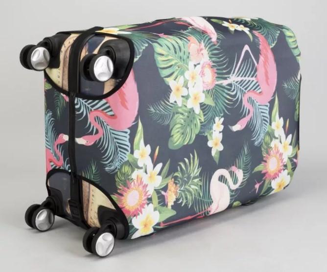 чехол на чемодан 5