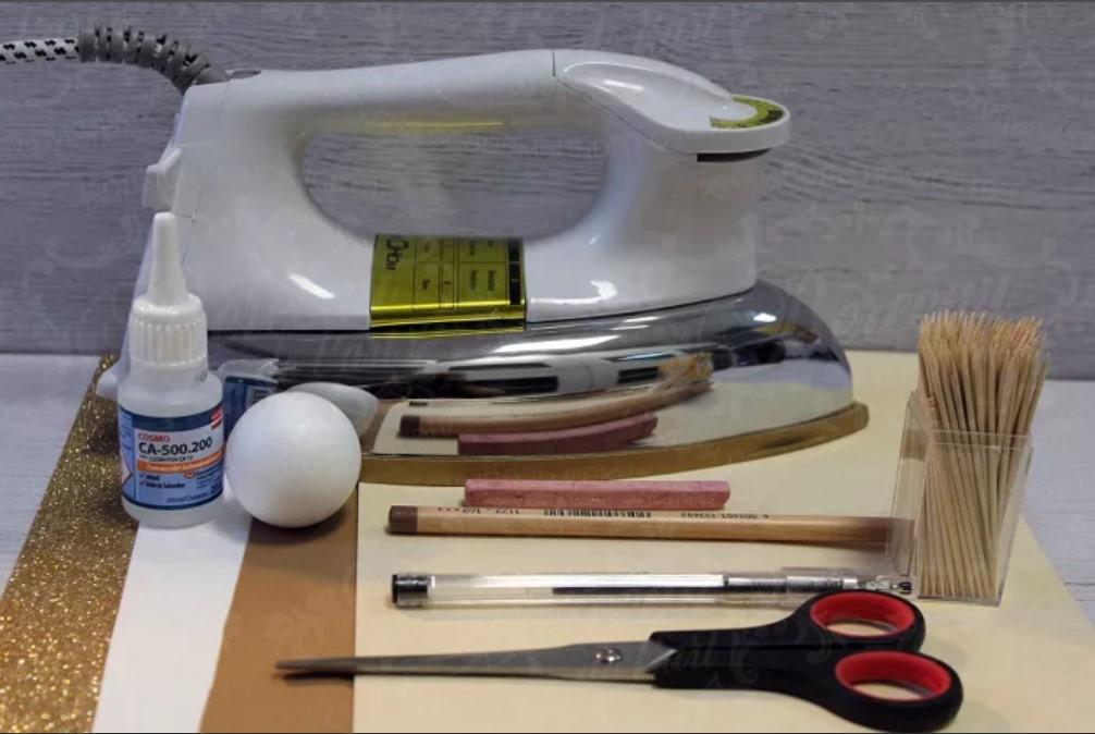 фоамиран инструменты для работы