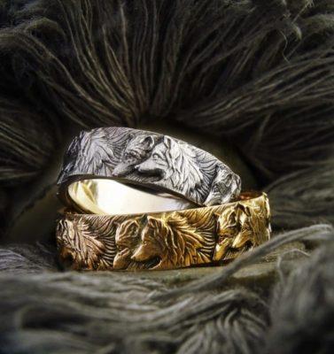 экстравагантные кольца