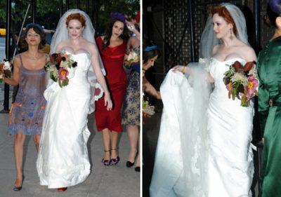 свадебное платье Хендрикс