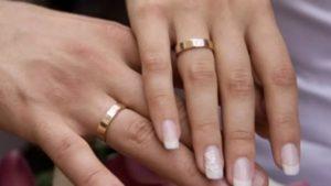 почему нельзя снимать обручальное кольц